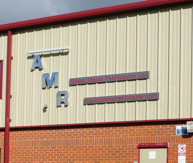 Amr Sheet Metal Fabrication Ltd About